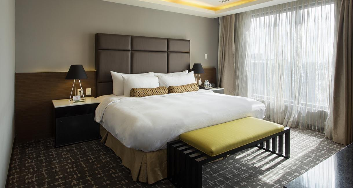 The Bellevue Manila in Muntinlupa, Philippines - rooms banner 01