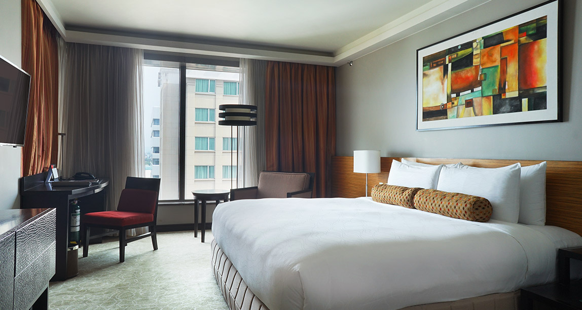 The Bellevue Manila in Muntinlupa, Philippines - TBM Rooms